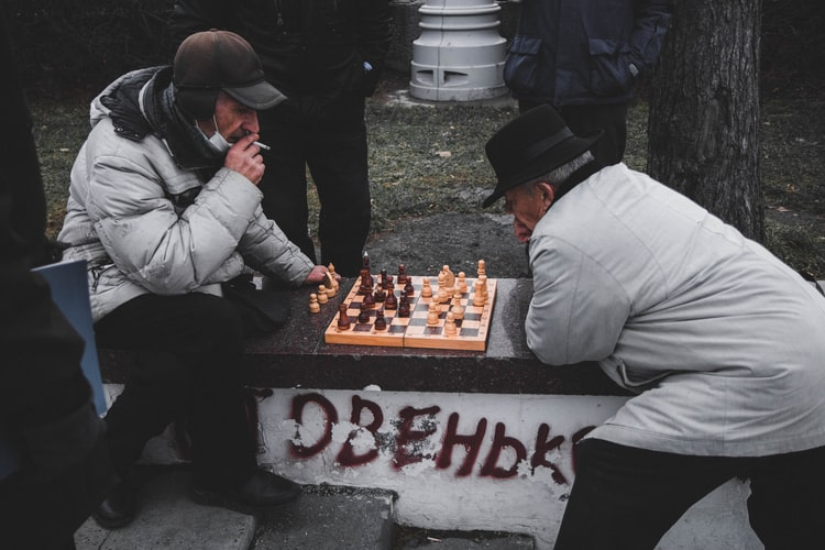 How chess taught me to blunder, beautifully