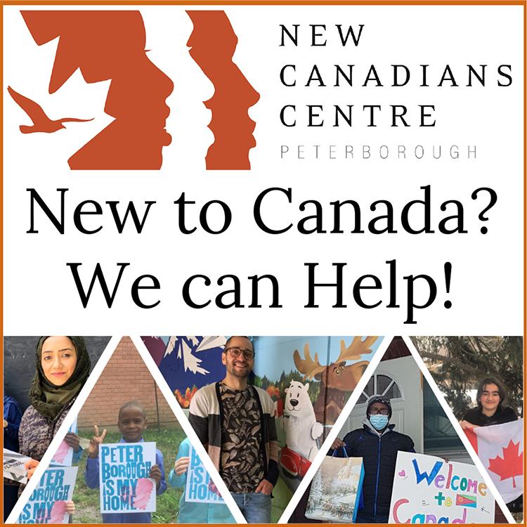 New Canadians Centre