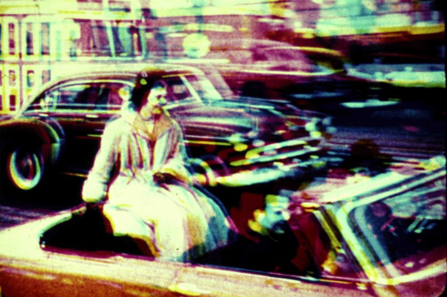 Memory, Decay and Nostalgia in Home Movies: A Screening by Canadian Images in Conversation