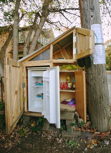 Building a Community That Feeds Itself: PTBO's 1st Community Fridge