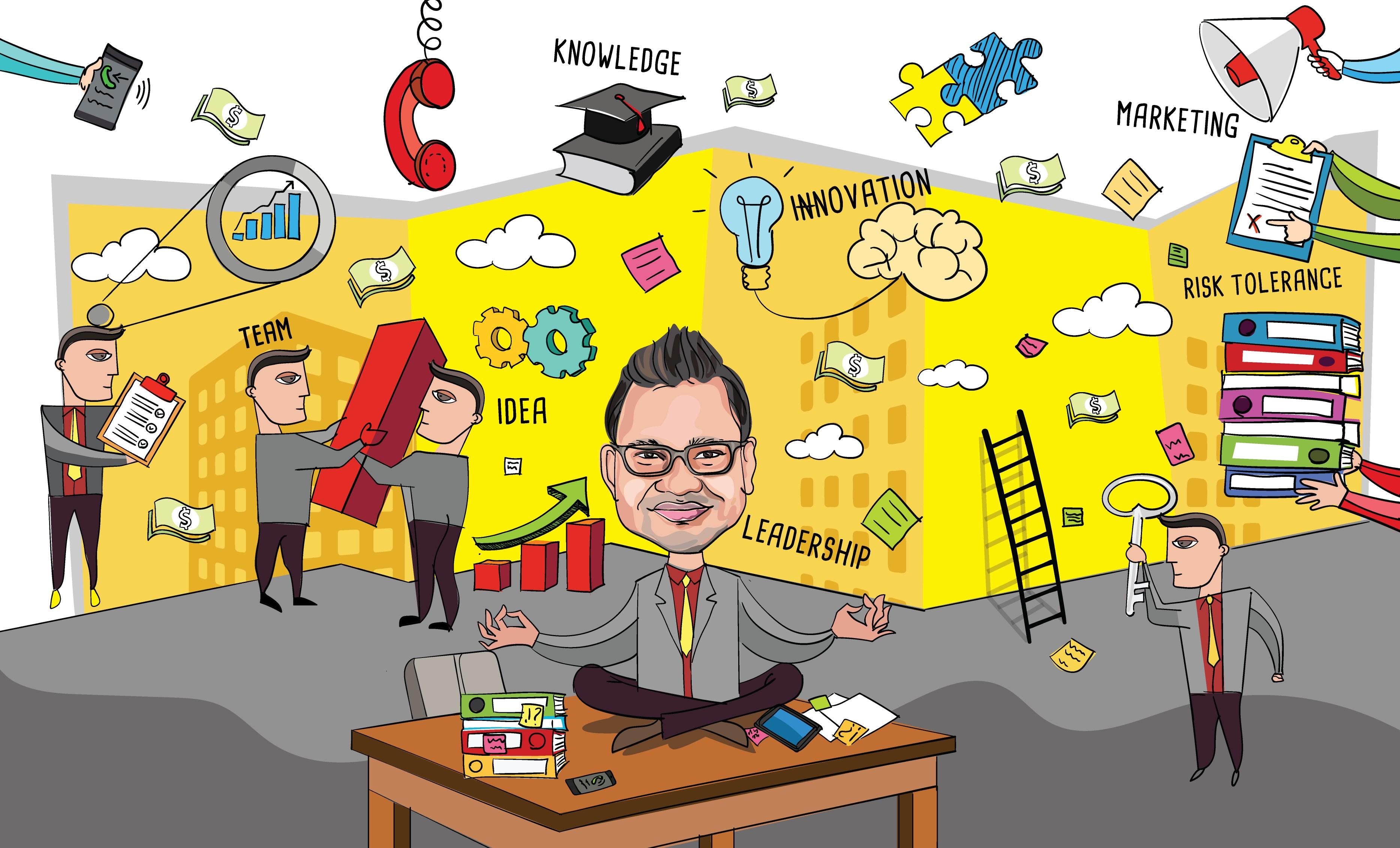 Life Lessons from A Billion Dollar Entrepreneur: Jyoti Bansal