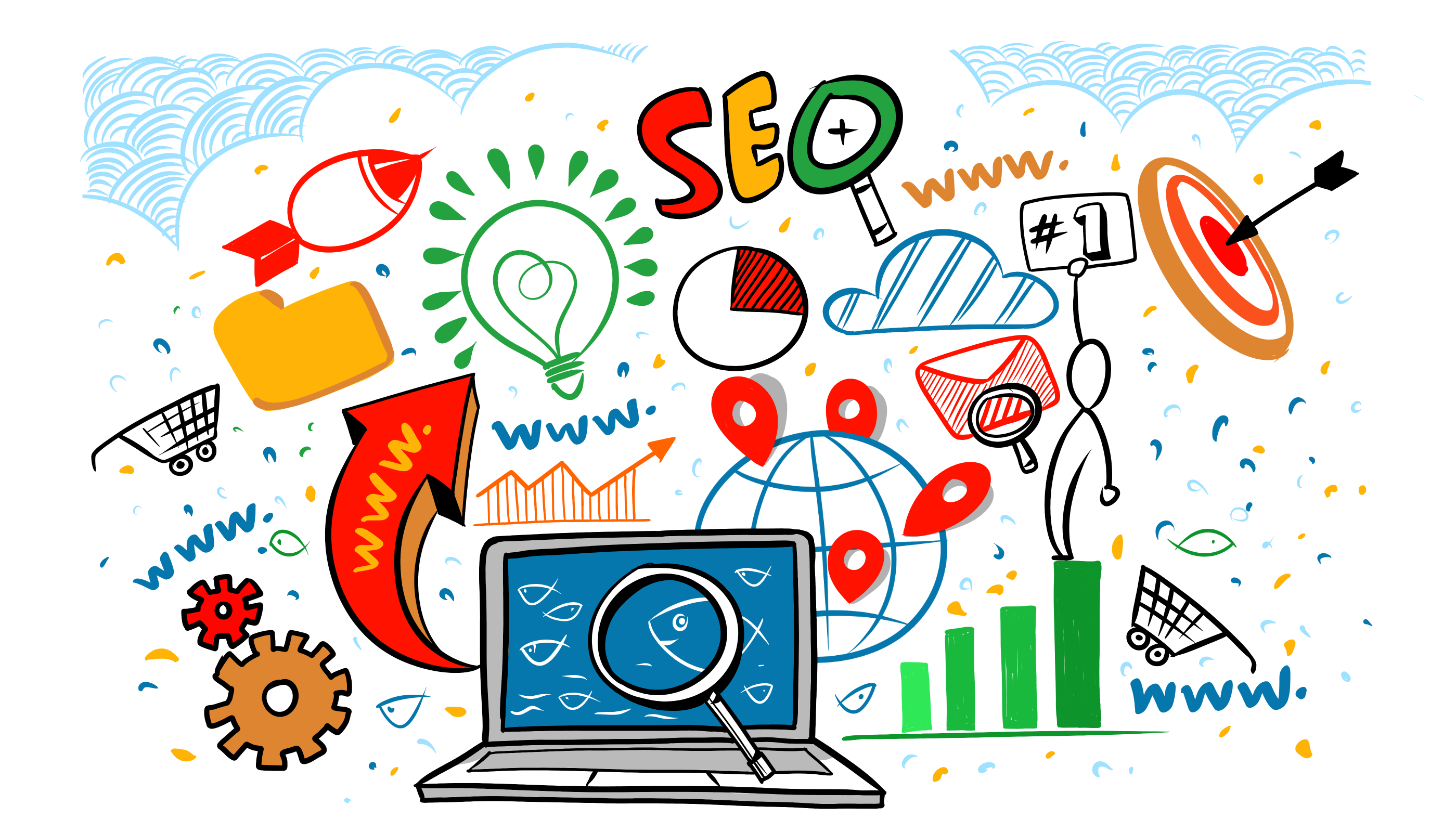 SEO Best Practices Adopted by Market Leaders