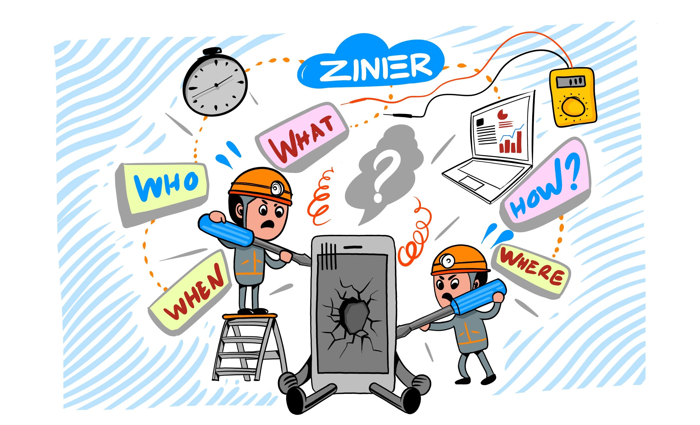 Zinier addresses the next generation of mobile workers