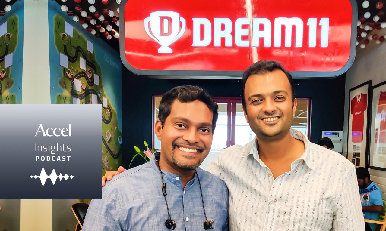 SeedToInsights Podcast with Dream11 Founder - Harsh Jain