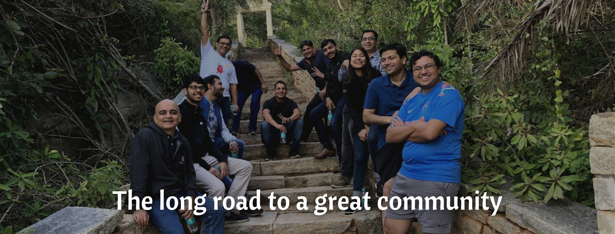 The long road to a great community - Accel's journey to building a Entrepreneurial Community in India