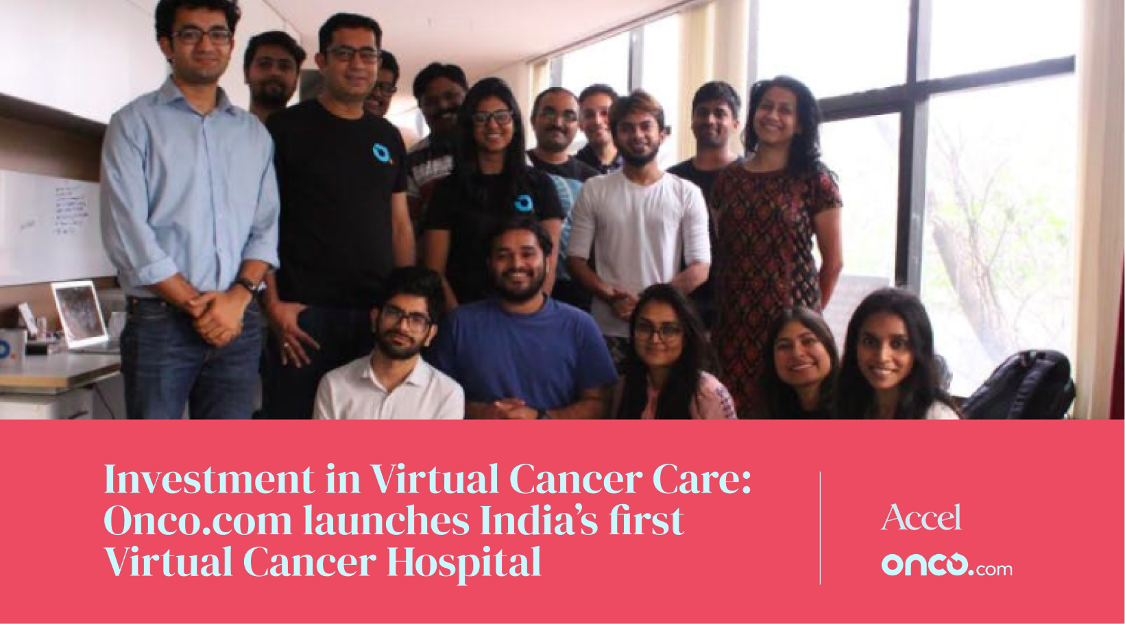 Investment in Virtual Cancer Care: Onco.com launches India's first Virtual Cancer Hospital