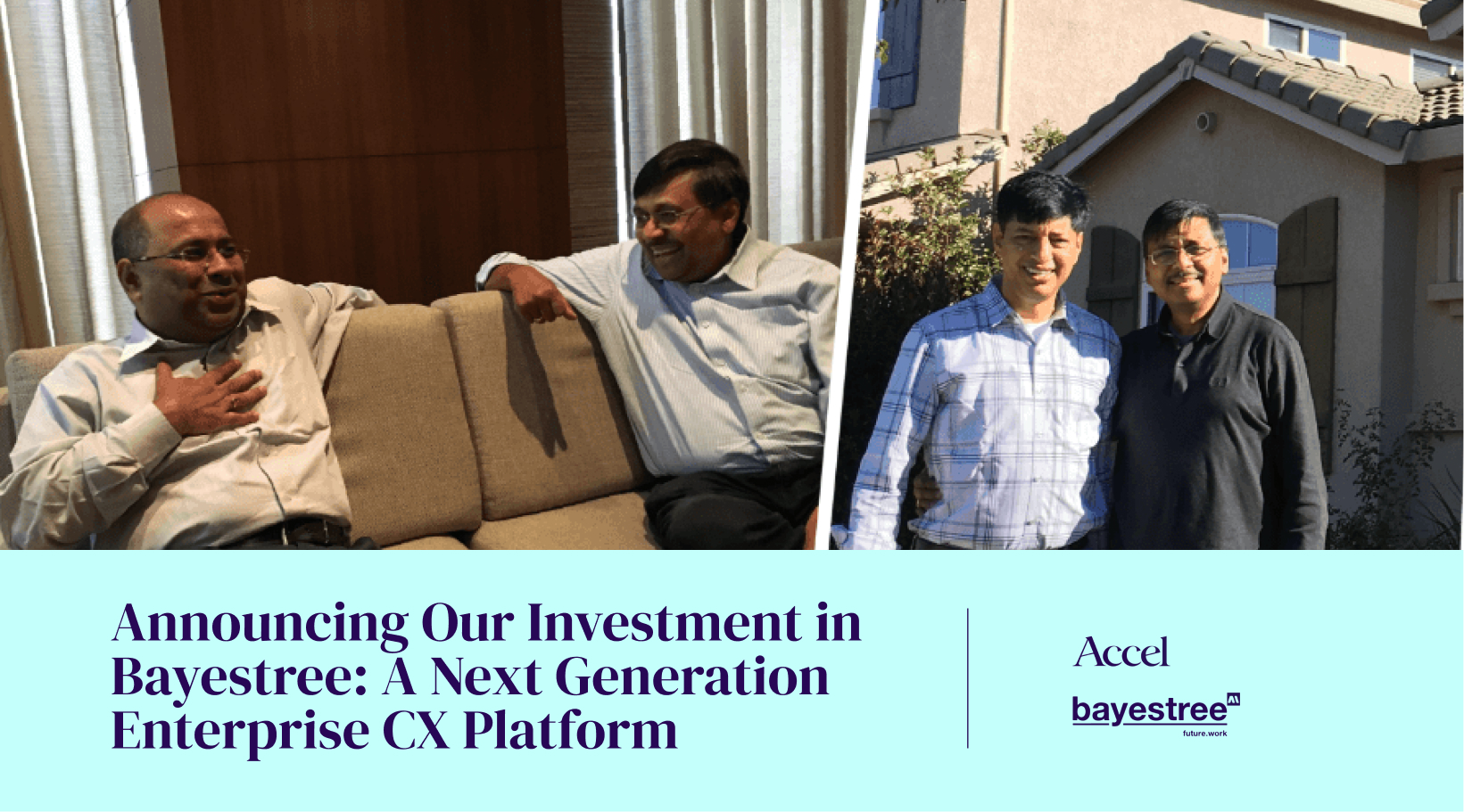 Announcing Our Investment in Bayestree: A Next Generation Enterprise CX Platform