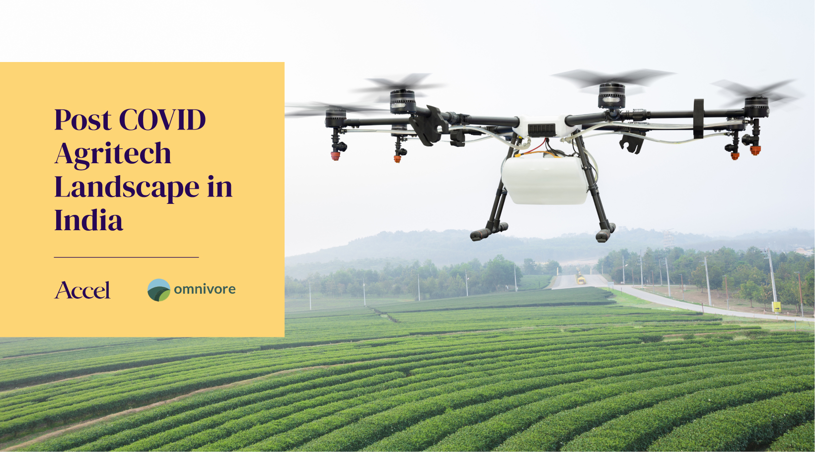 Post-COVID Agritech Landscape in India