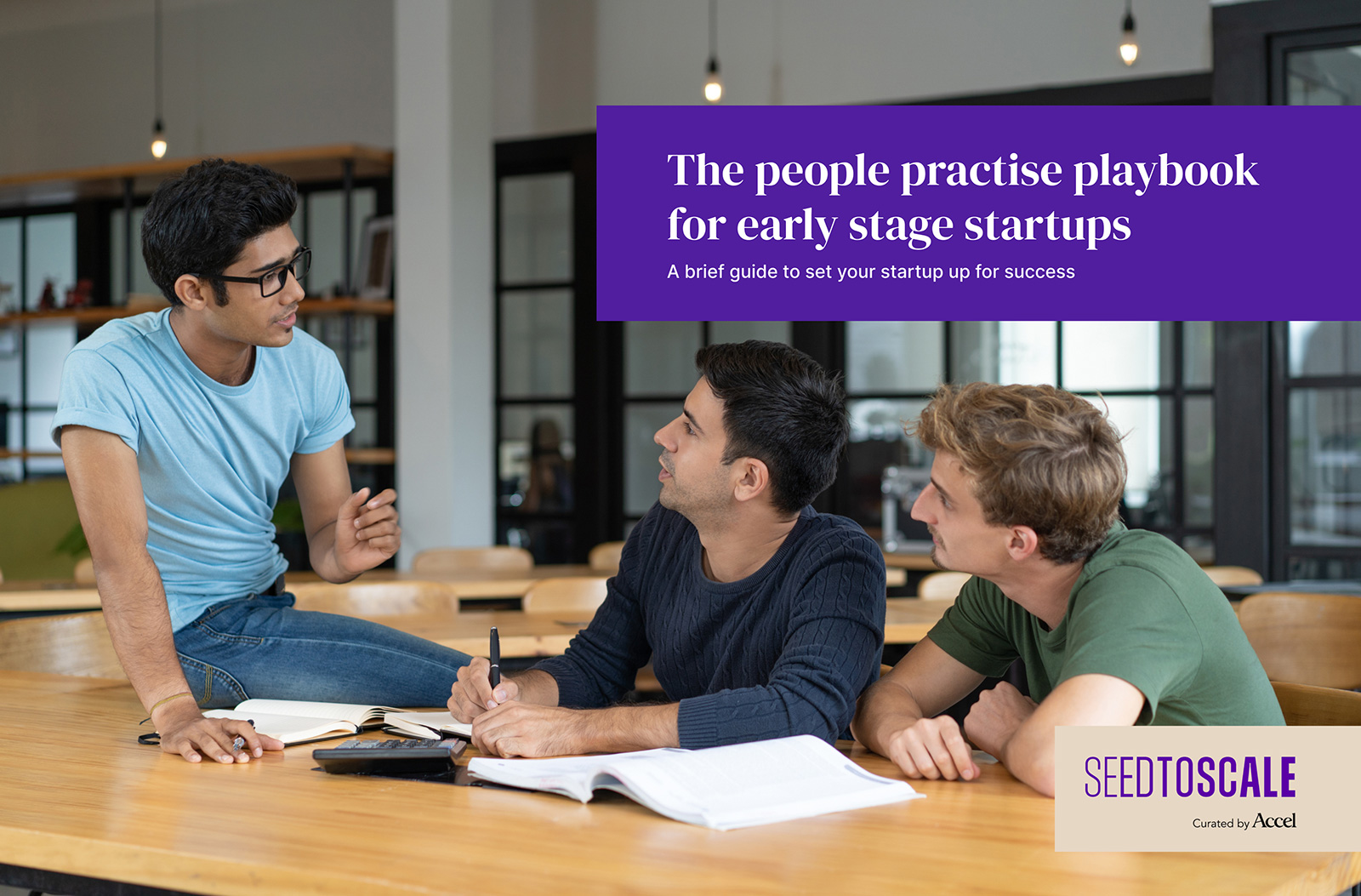 The people practice playbook for early stage startups