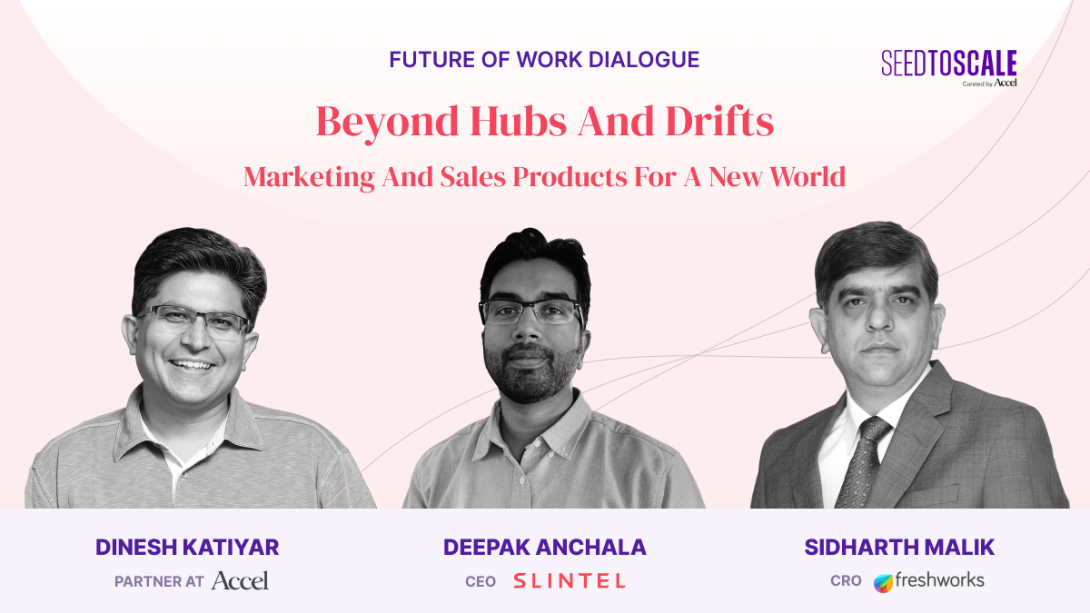 The Future of Work Dialogue: Beyond Hubs and Drifts