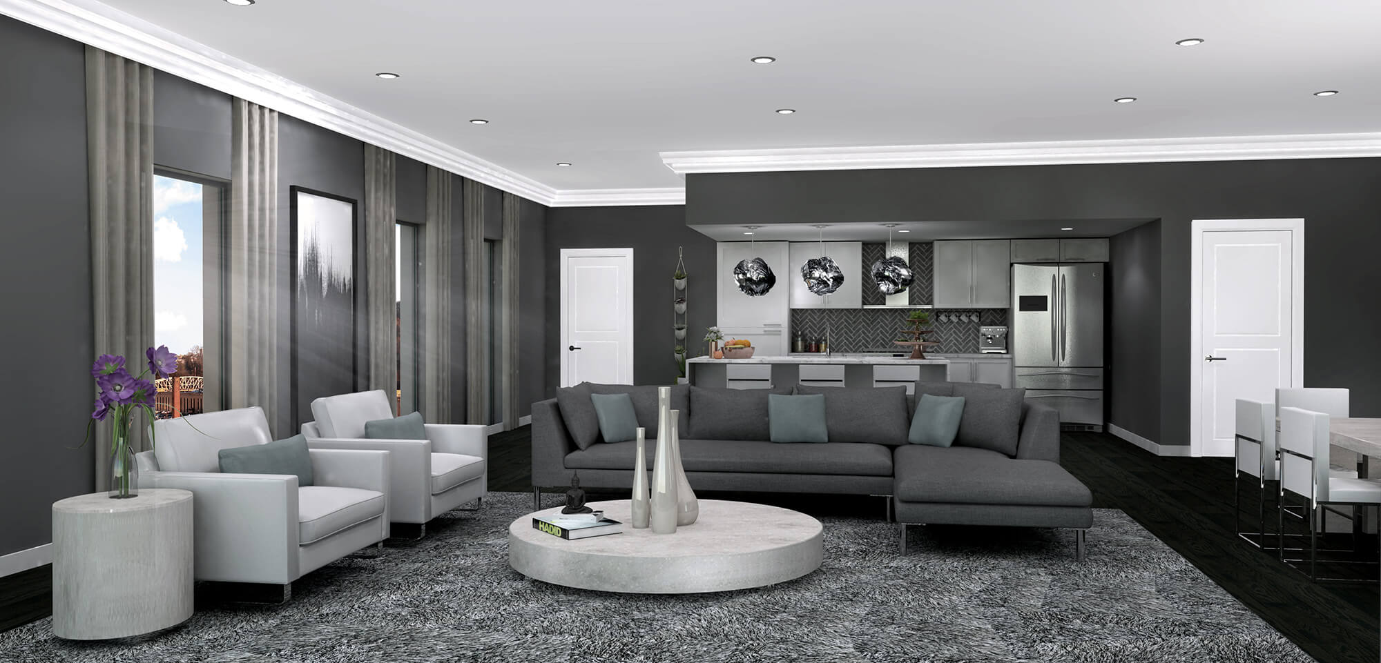 Refinery Living ROom