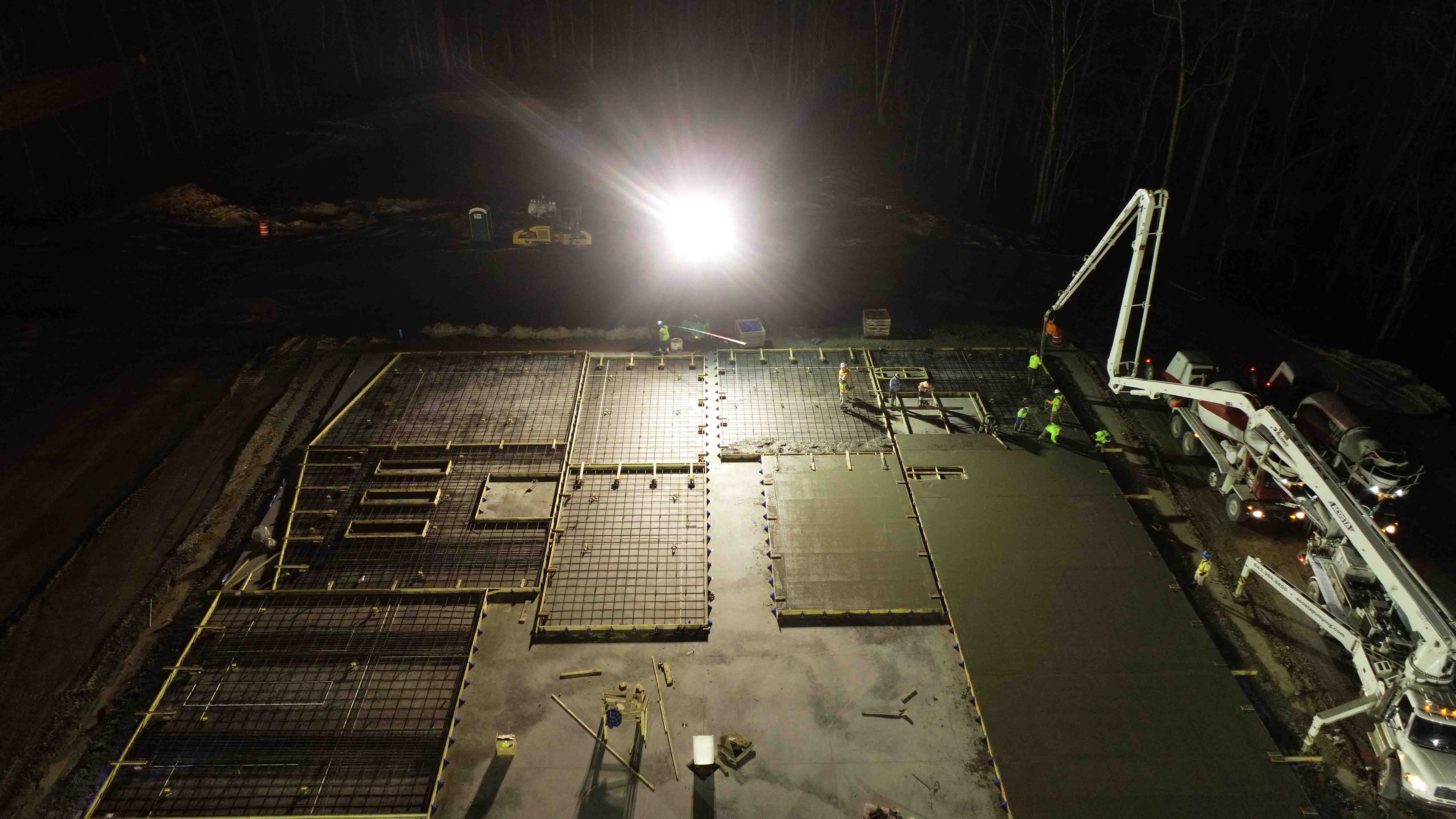 Triad Tilt up industrial