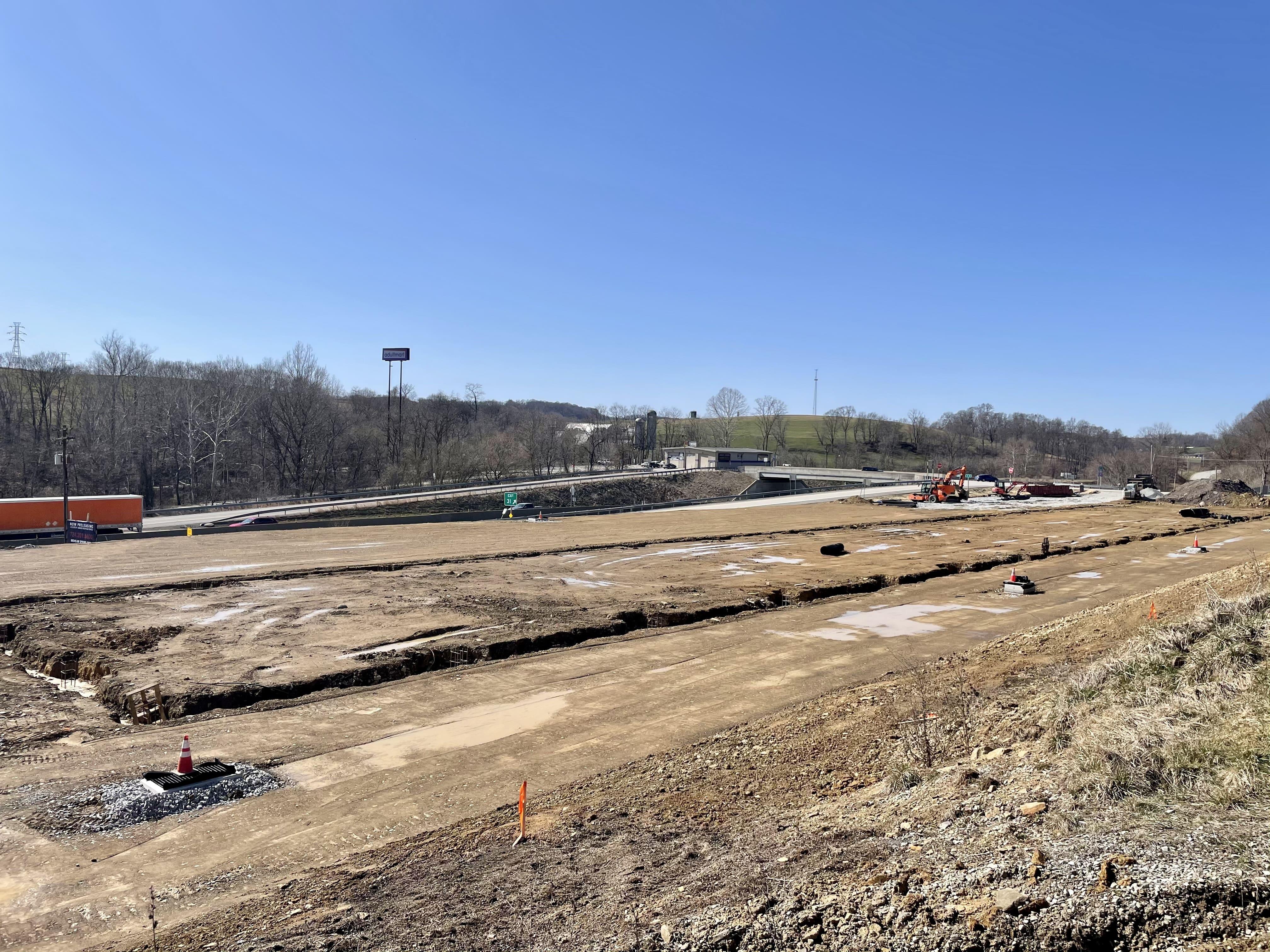 594 Carlton - Site Grading - Flex Industrial Metal Building - Construction Update March 2021
