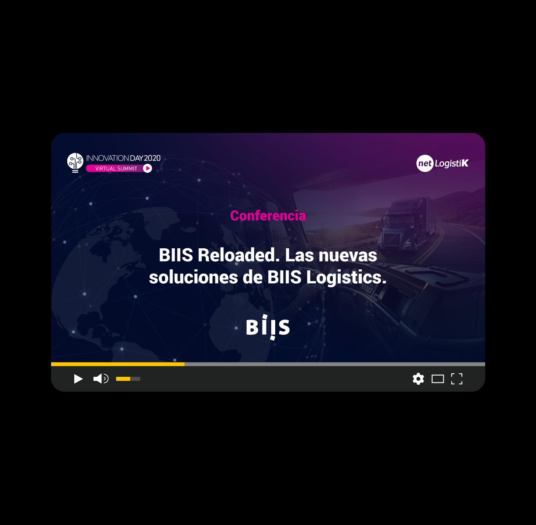 Innovation Day 2020 | BIIS Reloaded. Las nuevas soluciones de BIIS Logistics