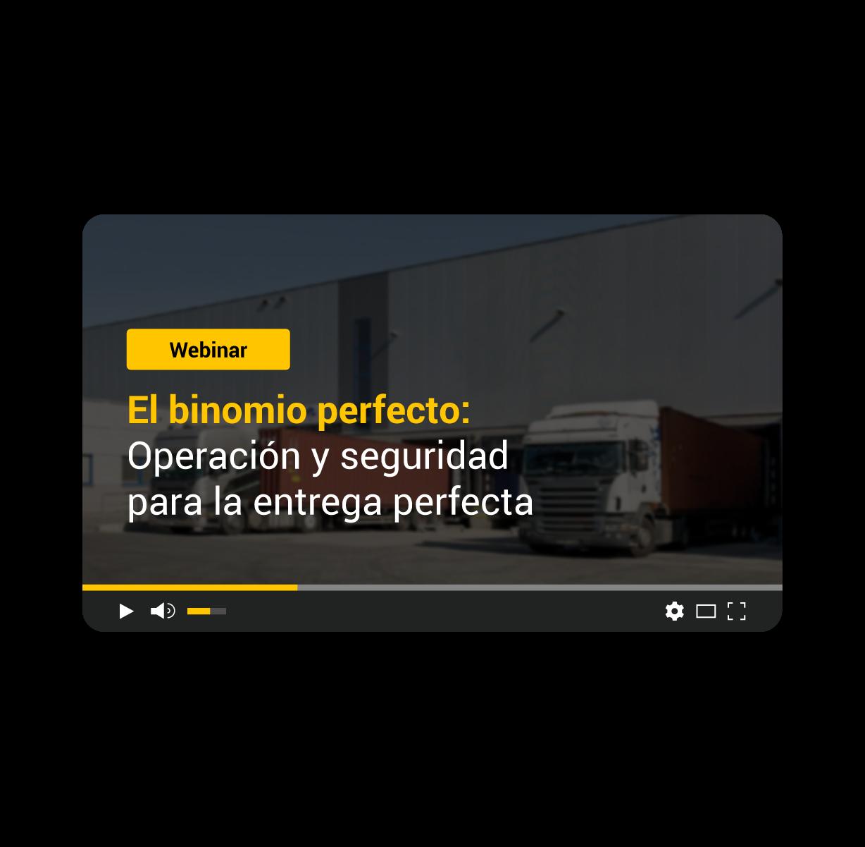 El binomio perfecto: Operación y seguridad para la entrega perfecta