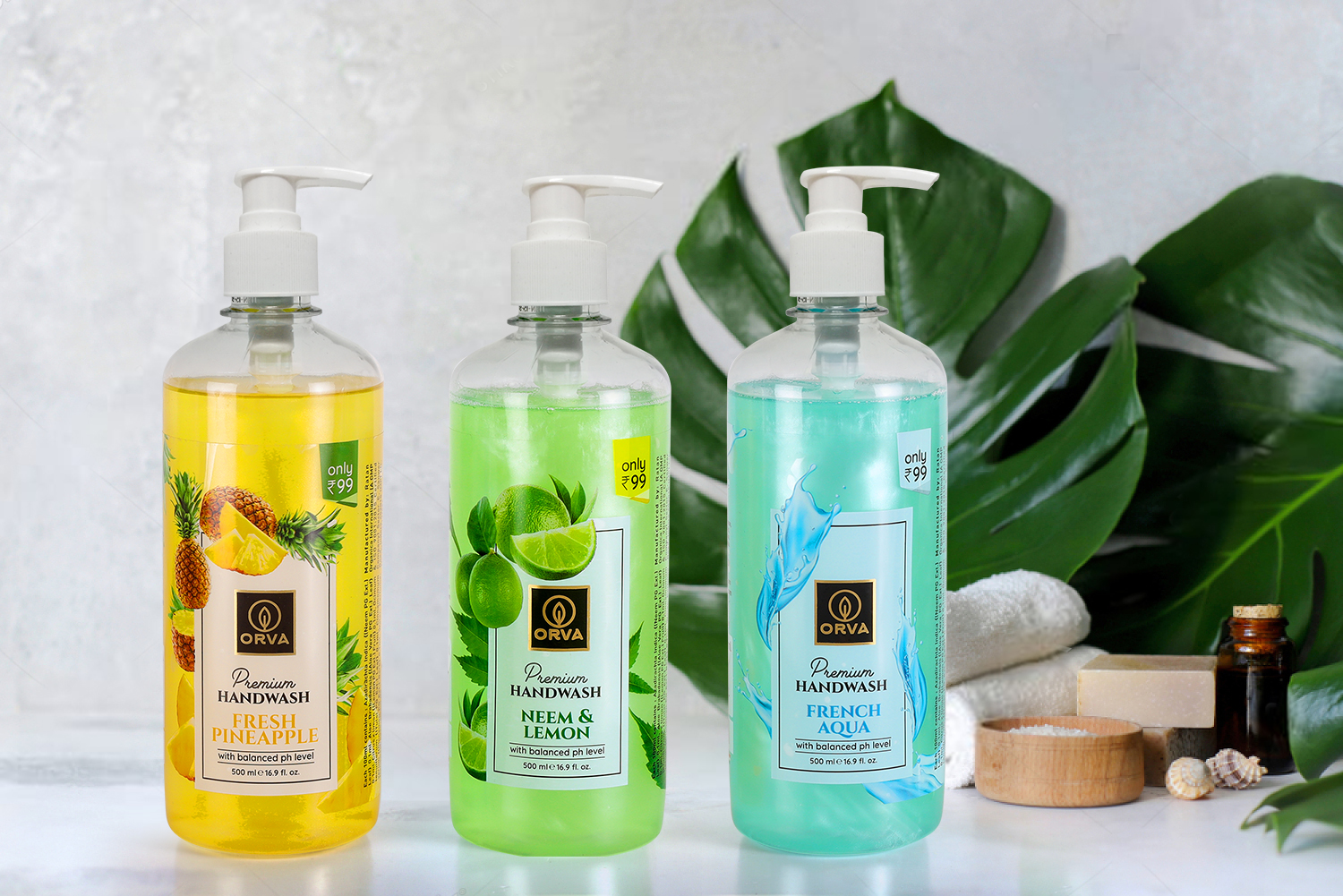 mdph launches orva hand wash