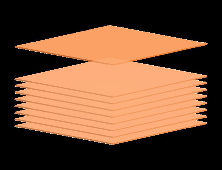 50 Micron High Resolution