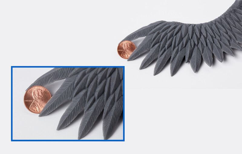 Wing Magnification
