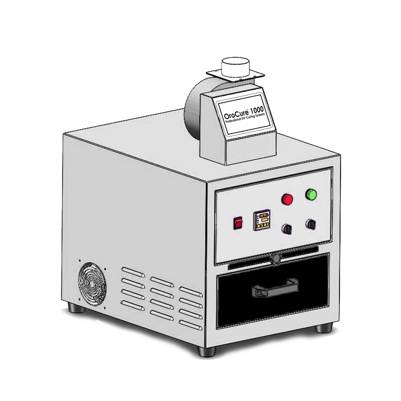 OroCure 1000 UV Curing Machine