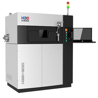 Dental 3D printer - HBD-200 - Guangdong Hanbang 3D Tech Co., Ltd. - medical  / floor-standing / metal
