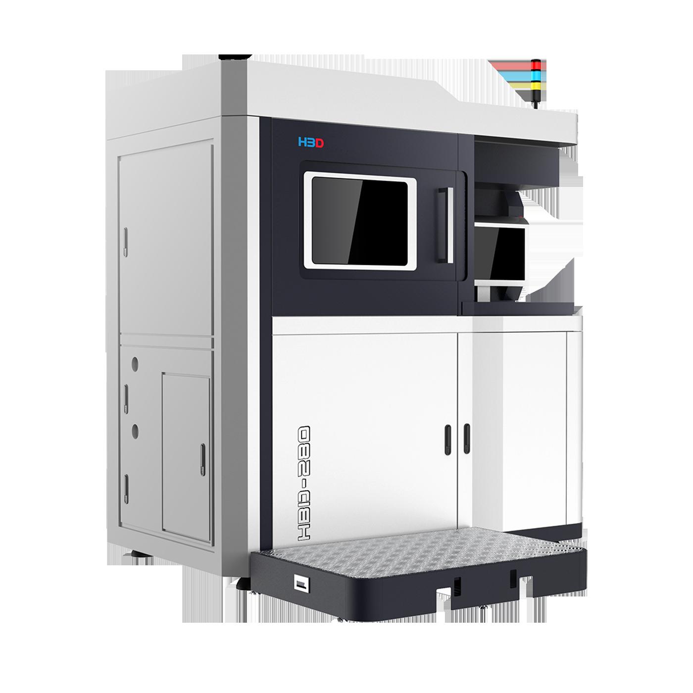 HBD-280 SLM 3D PRINTER