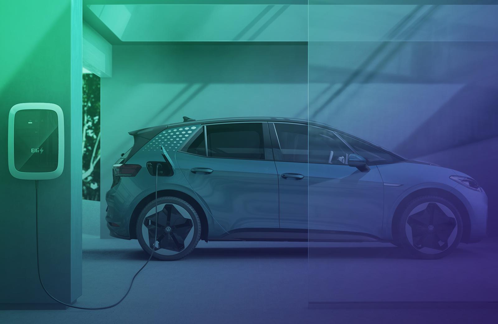 Elektroauto zuhause aufladen