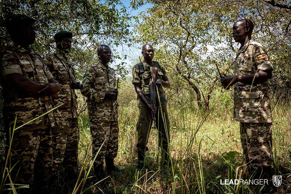 LEADRanger Skills Coach Course - Tactical Tracking
