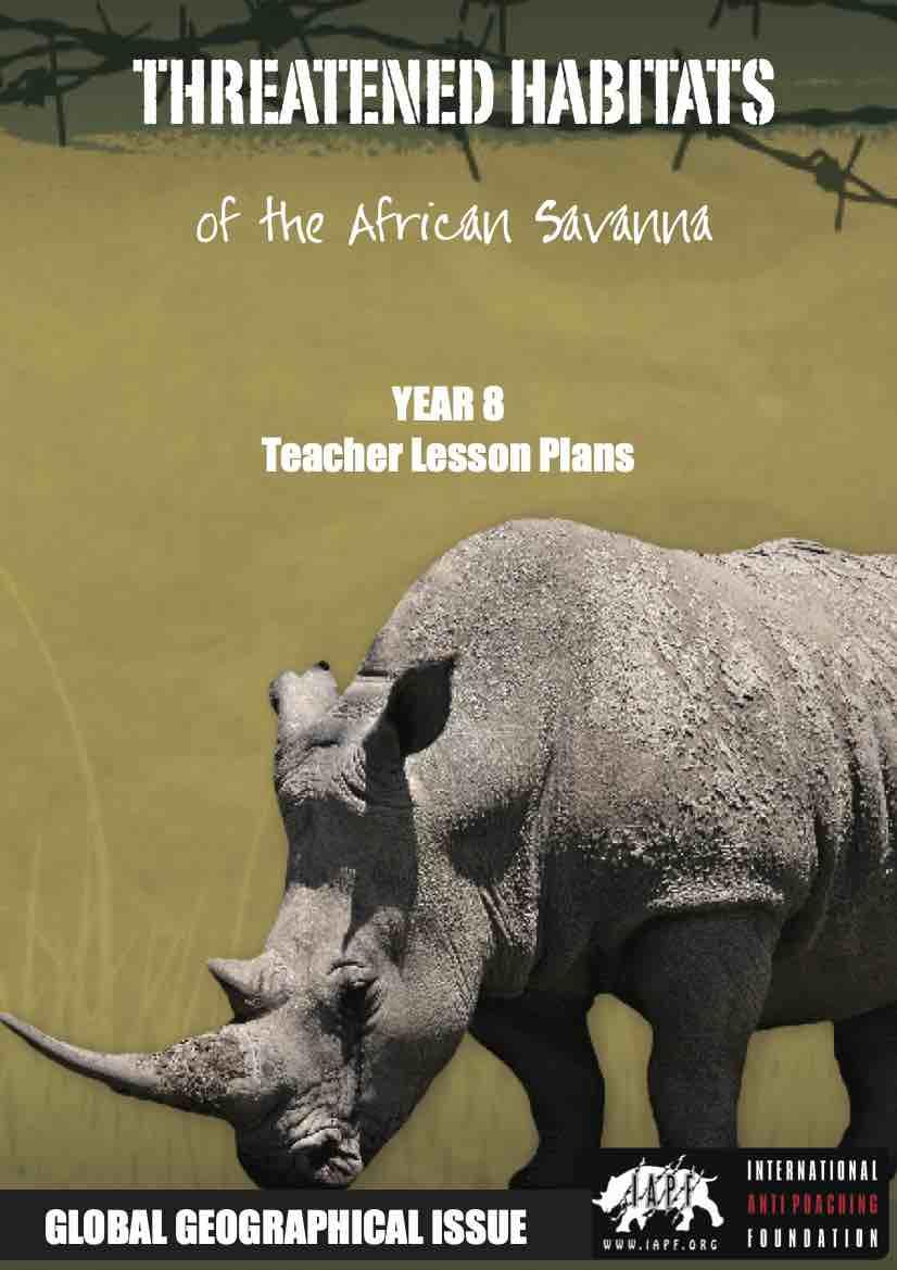 Geography Activity Book – Teacher Version