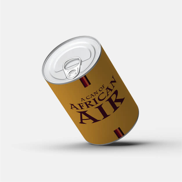 African Air (Canned)