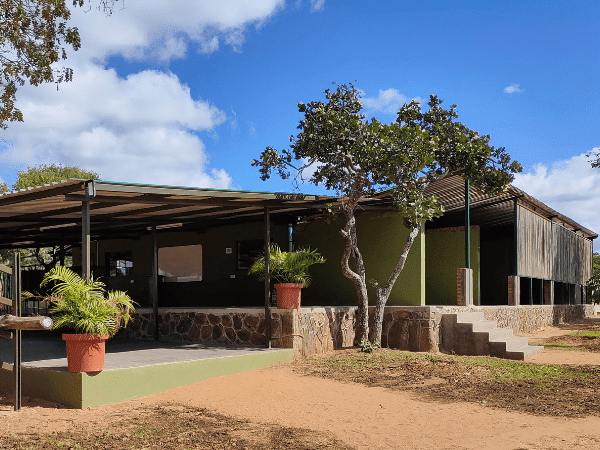 Our new Wildlife Ranger Training Centre is a game-changer for regional conservation