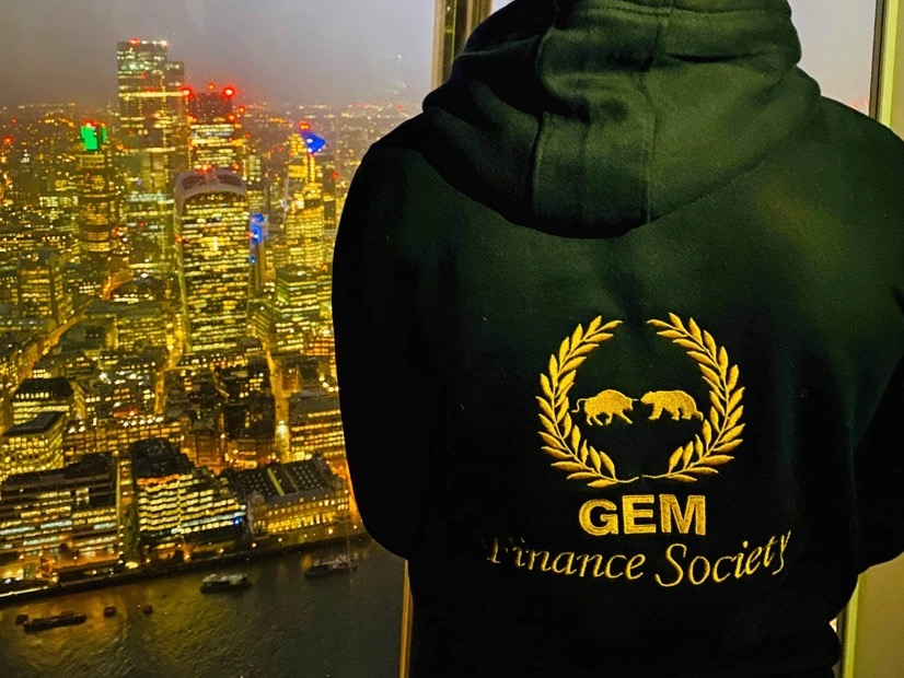 Grenoble Ecole de Management Student in London