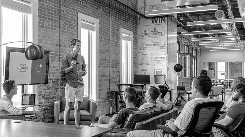 tech incubator on corporate innovation
