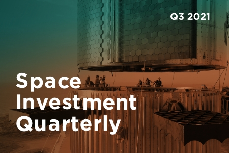 Space Investment Quarterly – Q3 2021