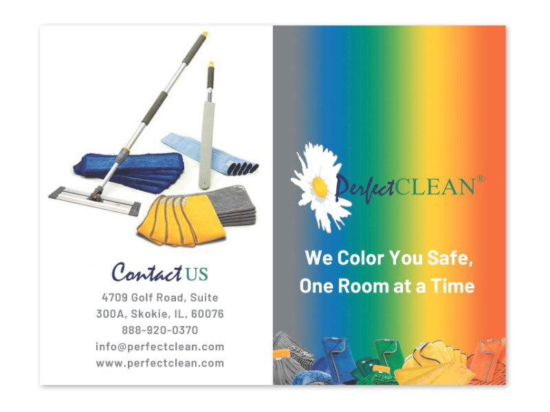 Product brochure image