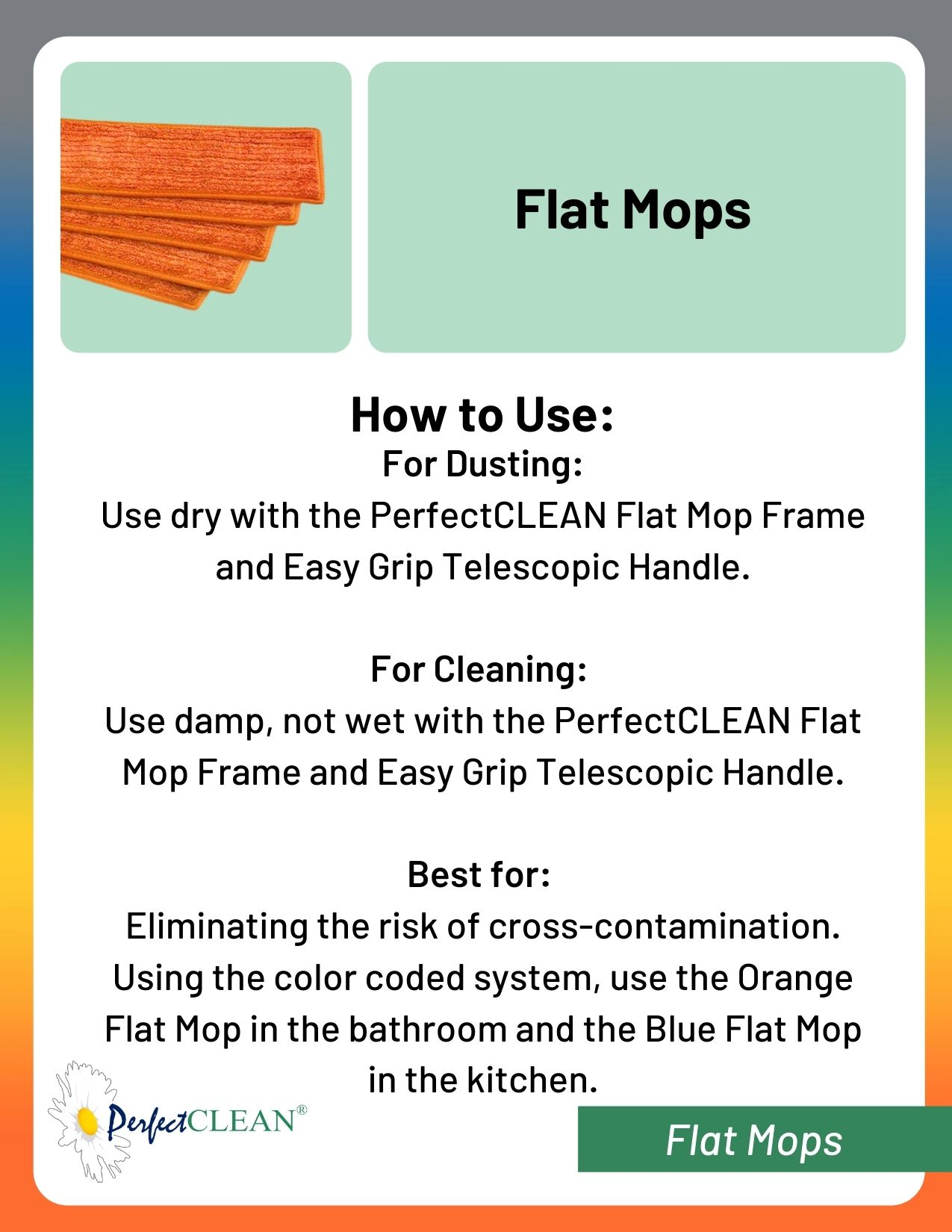 Flat Mops product card image