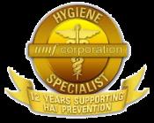 Hygiene Specialist logo