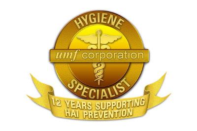 Hygiene Specialist Award logo