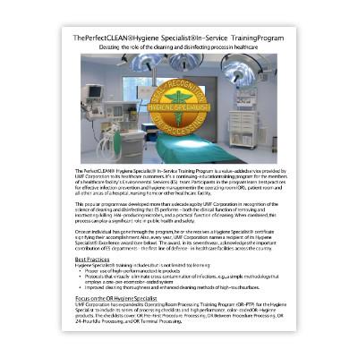 Hygiene Specialist Training Program image