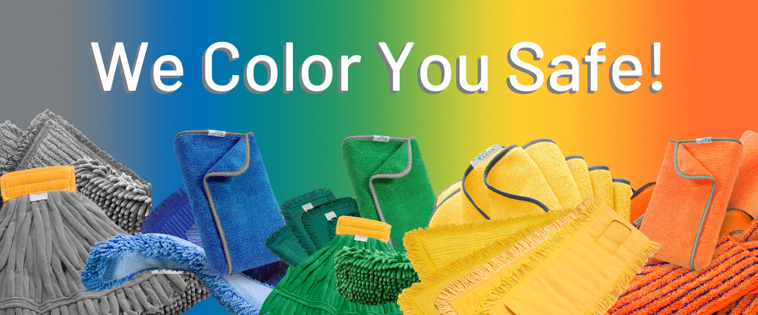 We Color You Safe!