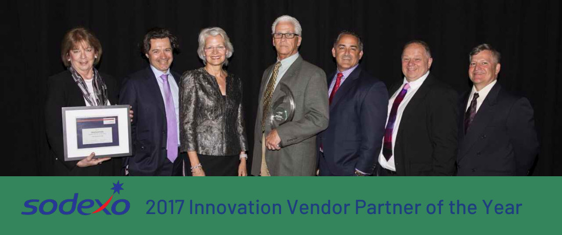 2017 Sodexo Innovation Vendor Partner of the Year