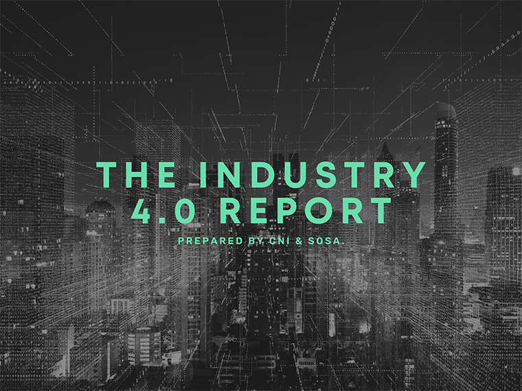 The CNI-SOSA Industry 4.0 Report