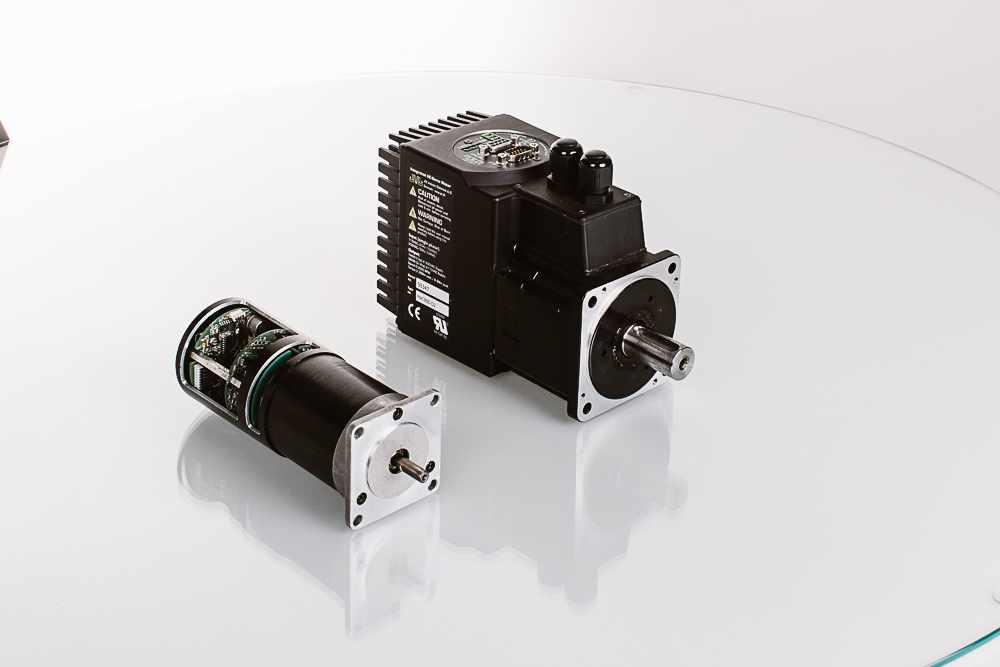 BLDC Motoren mit integr. Elektronik
