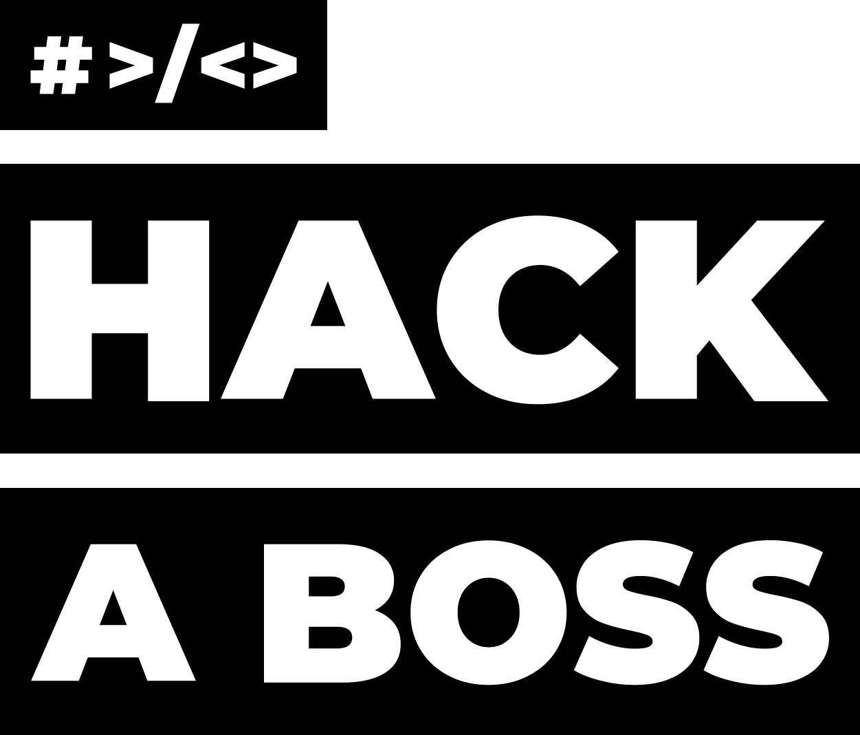 Logo HACK A BOSS
