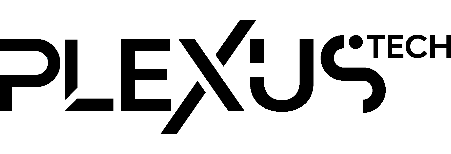 Logotipo de la compañía Plexus.