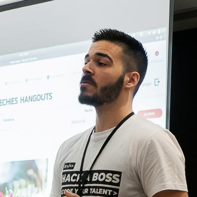 Estudiante del bootcamp de programación full stack de HACK A BOSS