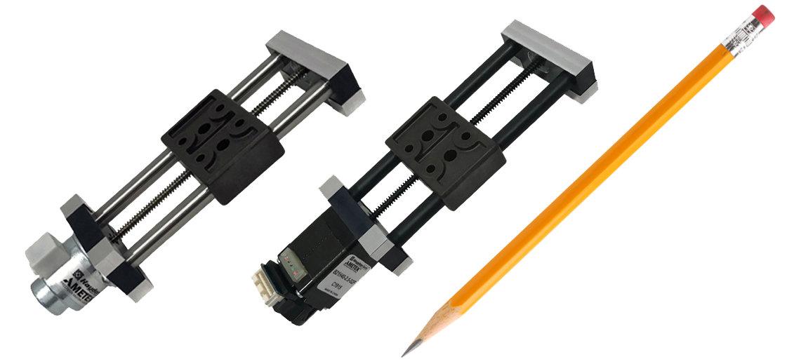 Mini Slide – Ultrakompakte Linearführungen