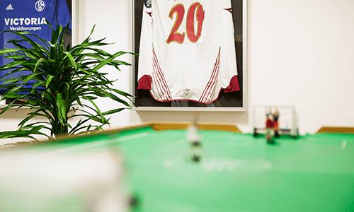 Alpha Sports Büroräume