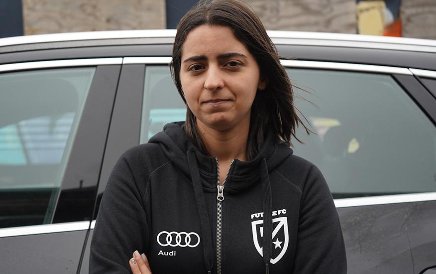 Teca Wins Women's World Cup