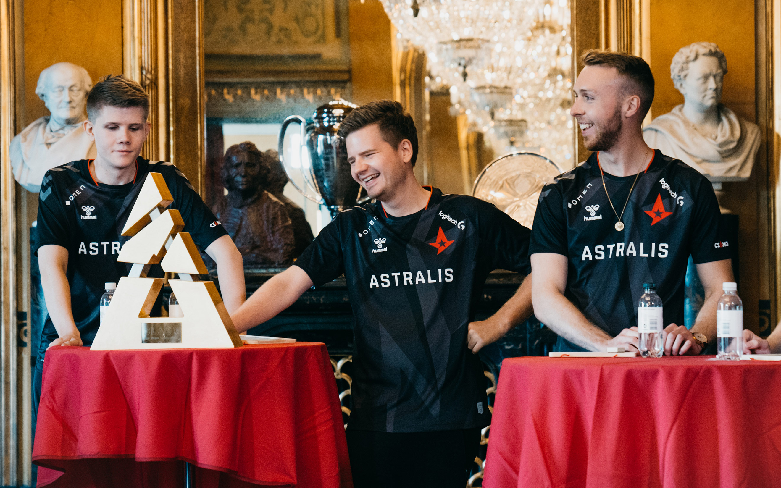 City Takeover On Jersey Launch Day