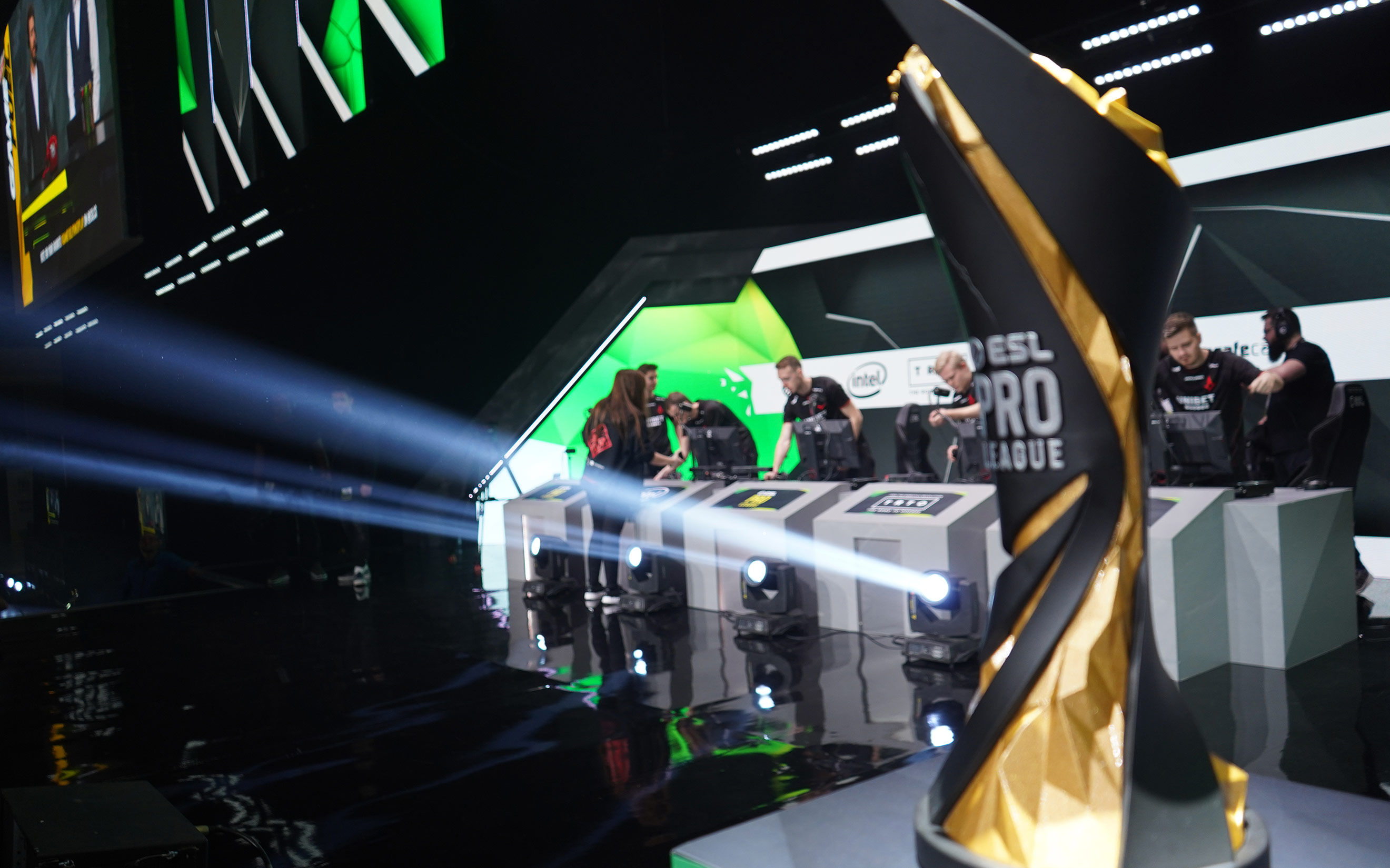 Astralis Tops Pro League Standings